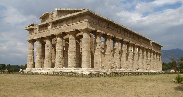 Paestum is easy to reach from Best Western Hotel La Solara, Sorrento 4 star