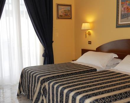 Best Western Hotel la Solara, Sorrento 4-star, stard rooms finely furnished