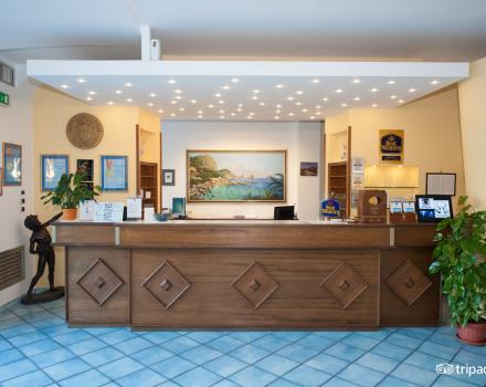 Hall Best Western la Solara Sorrento