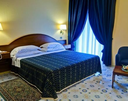 Book a room in Sorrento, stay at the Best Western Hotel La Solara